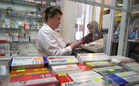 Медведев пригрозил закрыть нарушающие правила продажи лекарств аптеки