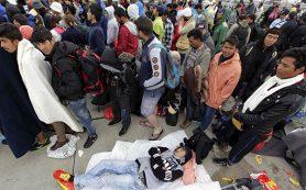 Опрос: Европейцы увязывают приток беженцев с риском терроризма