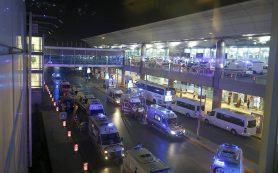 Теракт в аэропорту Стамбула устроили выходцы из трех стран