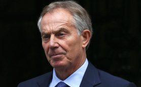Блэр принял решение о вторжении в Ирак «из лучших побуждений»