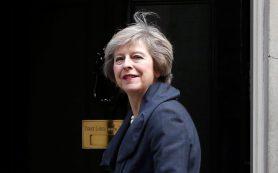 Тереза Мэй стала премьер-министром Великобритании