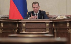 Дмитрий Медведев пообещал поэтапно снимать ограничения с Турции