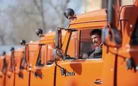 «КамАЗ» увеличил продажи грузовиков в полтора раза