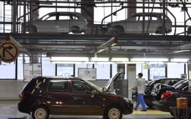«АвтоВАЗ» остановит производство на три недели