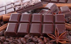 Черный шоколад полезен для здоровья беременных девушек