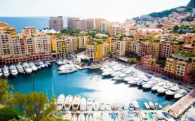 Популярность Монако в России возрастает