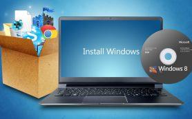 Установка Windows без проблем
