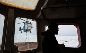 «Роснефть» создаст первую научную базу в Арктике