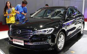 Продажи китайских машин в России упали впервые с начала года