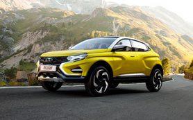 «АвтоВАЗ» представил шесть концепт-каров на ММАС-2016