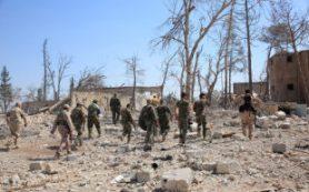 Минобороны: Вблизи гумконвоя в Сирии находился беспилотник США