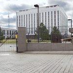 Посольство России в США усилило меры безопасности