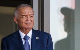 Состояние президента Узбекистана ухудшилось