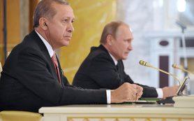 Путин и Эрдоган обсудят АЭС «Аккую» и «Турецкий поток» на саммите G20
