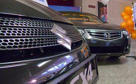 Suzuki рекомендовала дилерам в России поднять цены