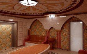 Строительство хамама своими руками