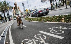 Испания: Барселона расширит сеть велосипедных дорог