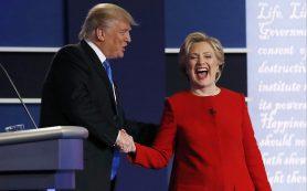 Трамп вступился за Россию перед Клинтон