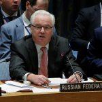 Чуркин назвал условия для установления мира в Алеппо