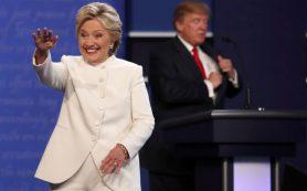 Опрос CNN: Трамп уступил Клинтон на заключительных теледебатах