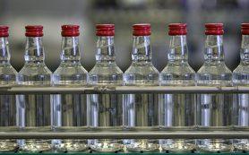 Цена водки в России снизится незначительно