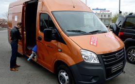 Российские «Газели» начнут собирать в Казахстане