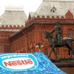 Nestle продемонстрировала рекордный рост продаж в России