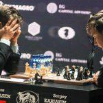 Карякин и Карлсен сыграли вничью седьмую партию подряд