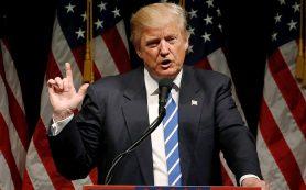 Трамп определился с ключевыми должностями в своей администрации