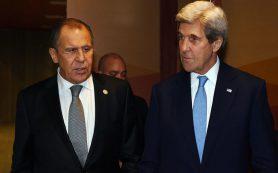 Лавров рассказал о целях ВКС РФ в провинциях Идлиб и Хомс
