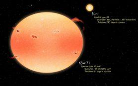 Астрофизики обнаружили «звезды-тыквы»