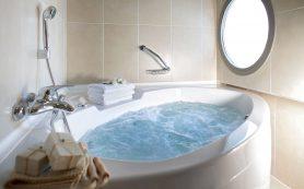 Сантехник. Бурлящая ванна