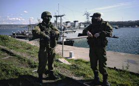 В Крыму СБУ похитило двух российских военных