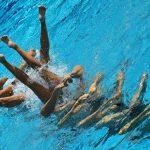 В Москве закончилось строительство Олимпийского центра синхронного плавания