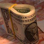 Рубль наращивает успех, а доллар опустился ниже 61 рубля