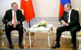 Путин рассказал о договоренностях с Эрдоганом по Сирии