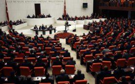 Парламент Турции ратифицировал соглашение с Россией по «Турецкому потоку»