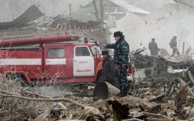 В Бишкеке опровергли версию о плохой видимости в момент крушения Boeing