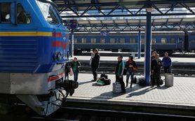 Украина переориентирует поезда с России на Европу