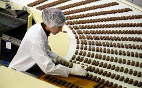 Россия установила рекорд по экспорту сладостей