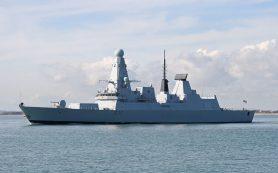 Британские эсминцы оказались беззащитны перед российскими подлодками
