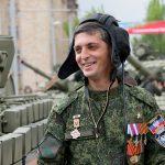 """ДНР: """"Гиви"""" похоронят рядом с """"Моторолой"""""""
