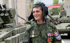 ДНР: «Гиви» похоронят рядом с «Моторолой»