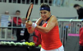 Павлюченкова победила Цибулкову на турнире в Индиан-Уэллсе