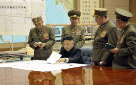 Япония обсудит с Россией ракетные пуски КНДР