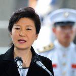 """Пак Кын Хе назвали """"самым позорным президентом Кореи"""""""