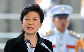 Все судьи КС Кореи поддержали импичмент Пак Кын Хе