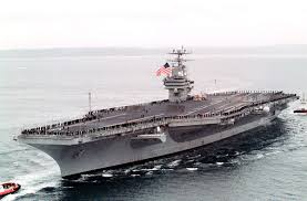 Авианосная группировка ВМС США подошла к КНДР на расстояние авиаудара