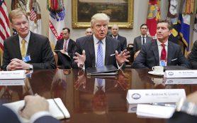 Трамп изменил четырем предвыборным обещаниям за один день