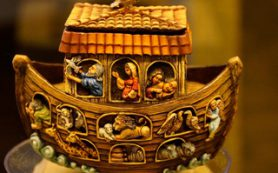 Выставка современного христианского искусства открылась в Великом Новгороде